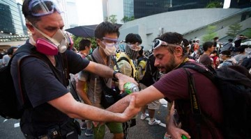 Hong Kong: Coragem não chega para vencer