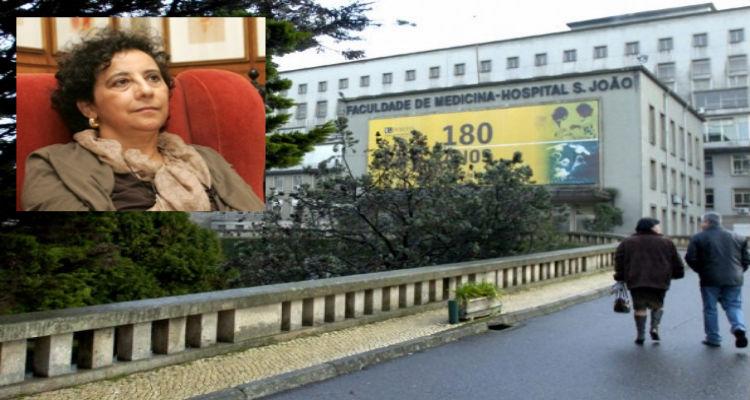 A primeira mulher a liderar a Faculdade de Medicina do Porto FMUP