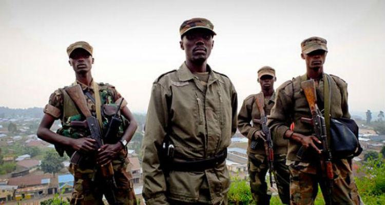 Rebeldes da RDC na linha de fogo - Folha 8