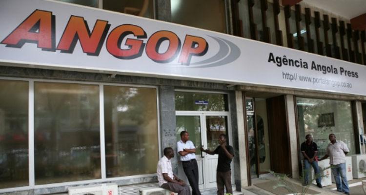 Angop comemora 39 anos de serviço oficial - Folha 8