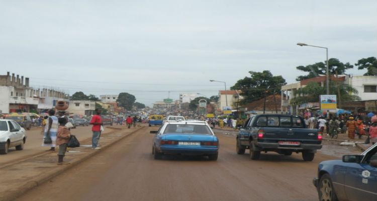 """Guiné-Bissau precisa de apoio para responder a """"grandes problemas"""""""