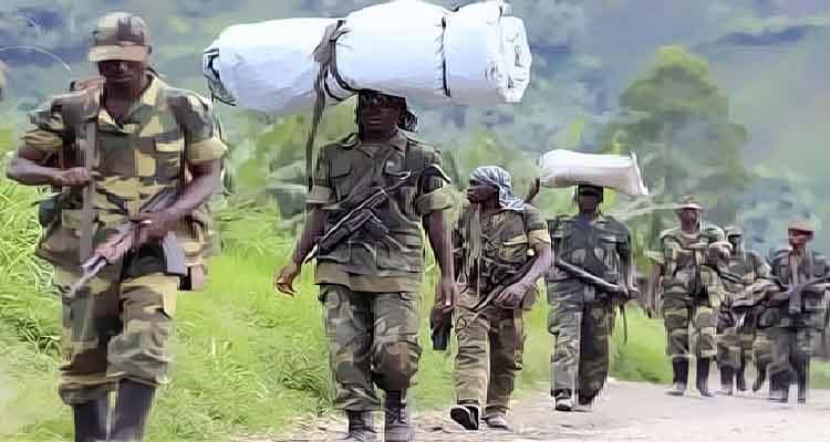 Avaliação do desarmamento na RDC