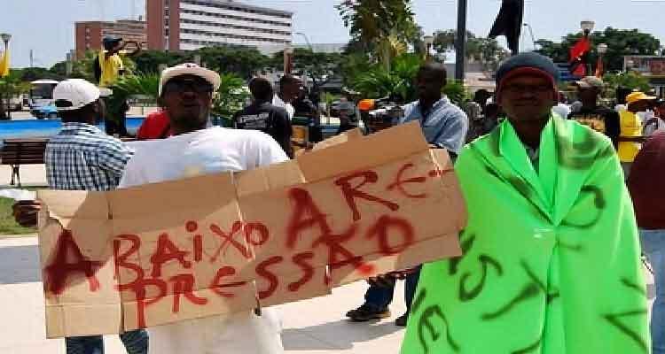 Liberdade de manifestação, medo e repressão