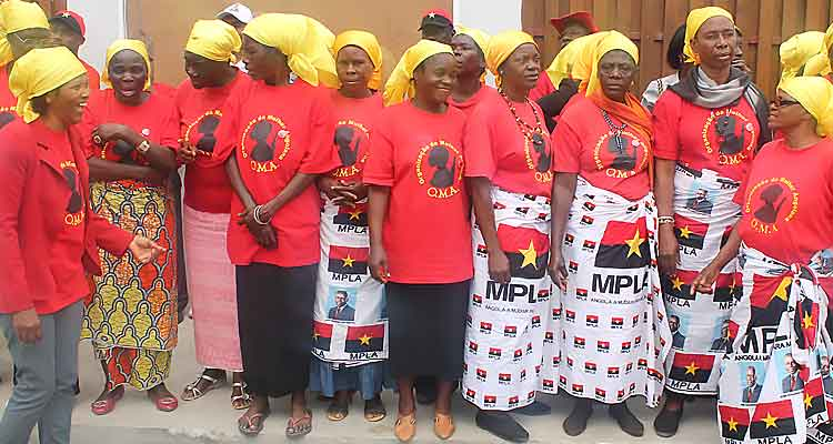 Organização do MPLA gere políticas do Ministério do Ambiente