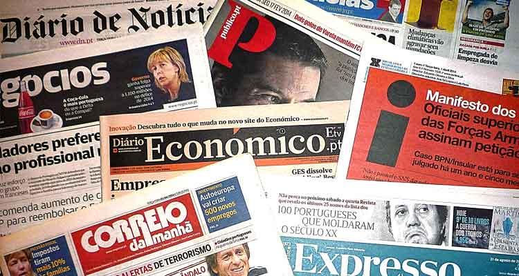 Imprensa portuguesa só (re)conhece o MPLA - Folha 8