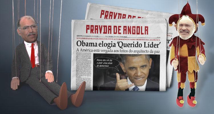 Se é o MPLA que o diz… - Folha 8