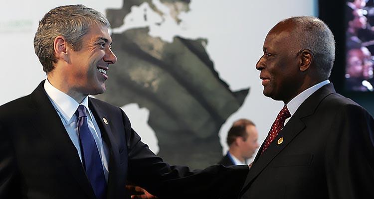 Angola dá lição a Portugal - Folha 8