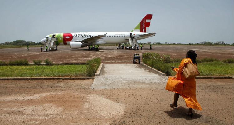 Bissau garante segurança para o retorno dos voos da TAP