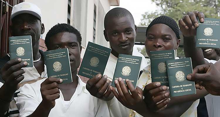 Angolanos são dos que mais pedem asilo ao Brasil - Folha 8