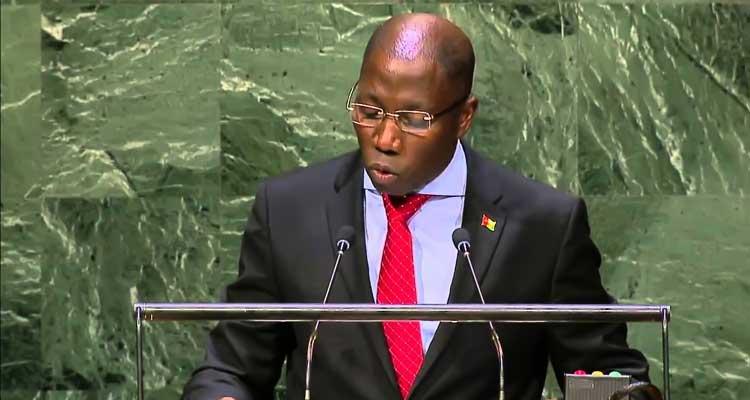 Bissau pede renovação do mandato da ONU - Folha 8