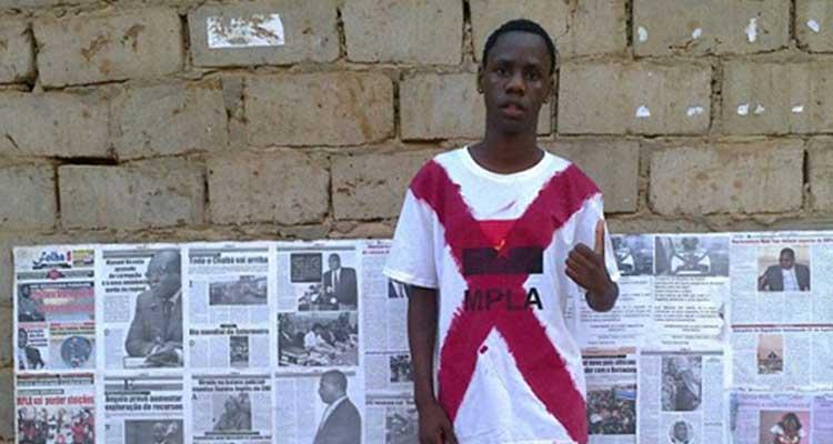 """""""Portugal deve tomar posição sobre a violação dos direitos humanos em Angola"""""""