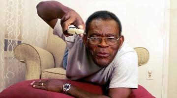 Obiang censura notícias sobre queda do Presidente do Burkina Faso