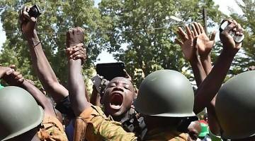 Exército com pastas decisivas no Governo de transição do Burkina Faso