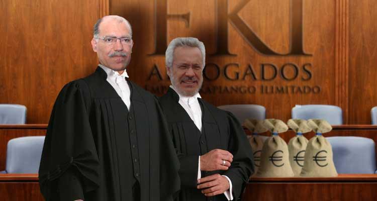 Os advogados da EKI - Folha 8