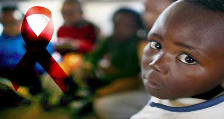 Nove em dez crianças com SIDA vivem na África Subsariana
