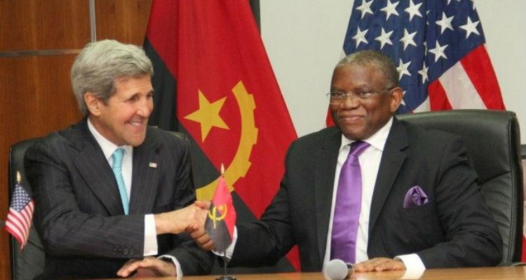 EUA e Angola cada vez mais amigos - Folha 8