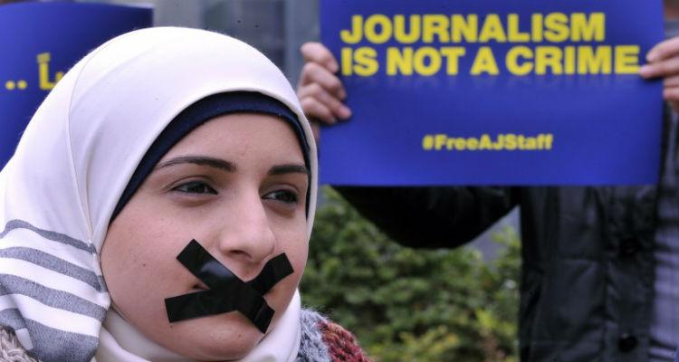 Mais jornalistas sequestrados em 2014 - Folha 8