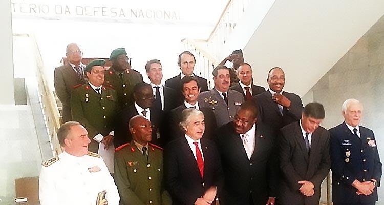 Relações luso-angolanas na Defesa estão (sempre) em alta