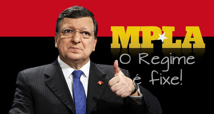 Barroso amigo, o MPLA (ainda) está contigo? Claro que sim! - Folha 8