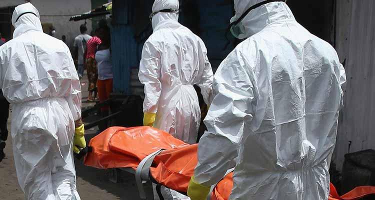 Ébola. OMS dá conta de 6.841 mortos em 18.464 casos - Folha 8