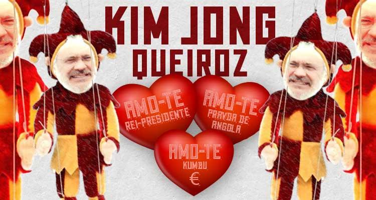 O Kim Jong Queiroz - Folha 8