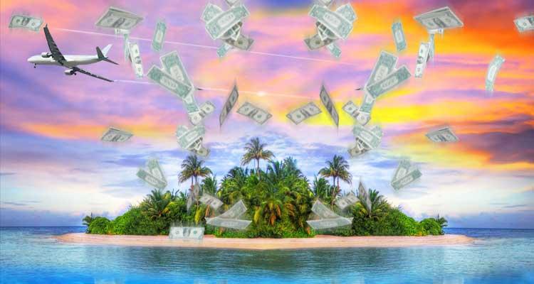 Corrupção é geral. Siga a banda dos paraísos fiscais - Folha 8