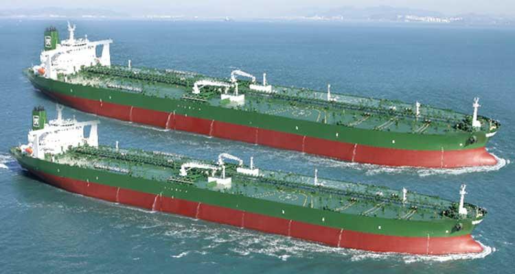140 milhões de dólares para dois petroleiros - Folha 8