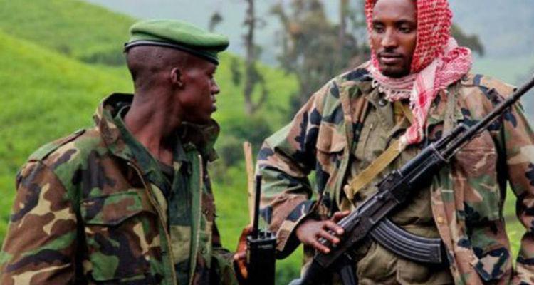 Pôr na ordem os rebeldes ruandeses - Folha 8