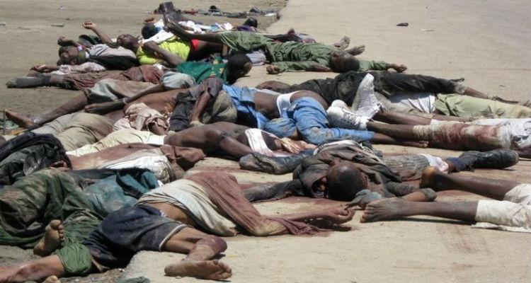 Terroristas (também) matam, e muito, fora da Europa... - Folha 8