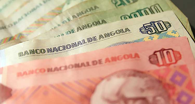 Kwanza desvaloriza há dois meses - Folha 8