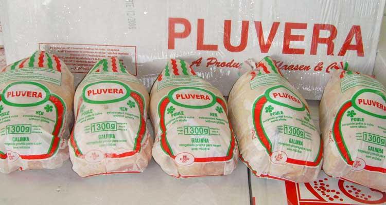Angola proíbe importação de frango de marca belga - Folha 8