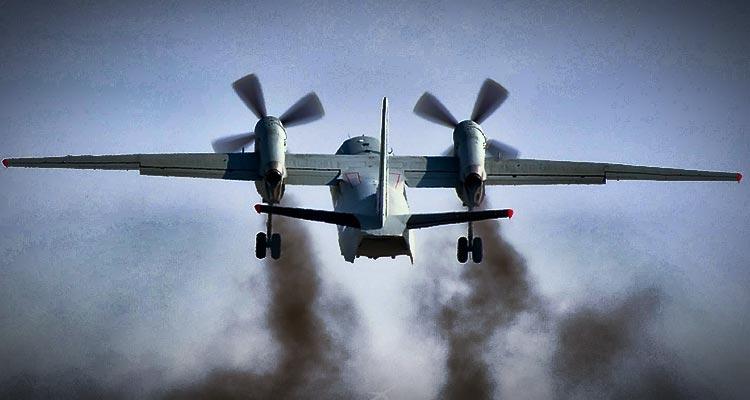 Avião militar aterra de emergência em Malanje - Folha 8