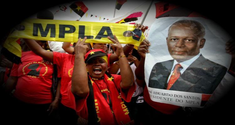 Patriotas educados são (obrigatoriamente) do... MPLA - Folha 8