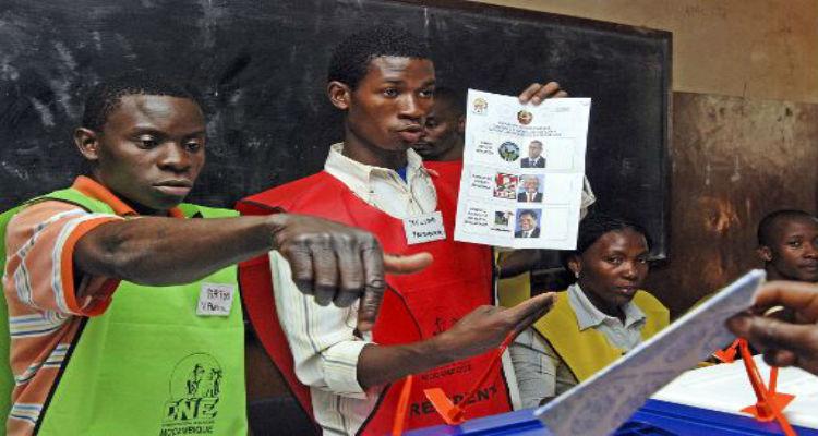 Eleições em Moçambique aquém dos mínimos legais - Folha 8