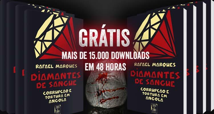 Diamantes de Sangue regista mais de 15 mil downloads - Folha 8