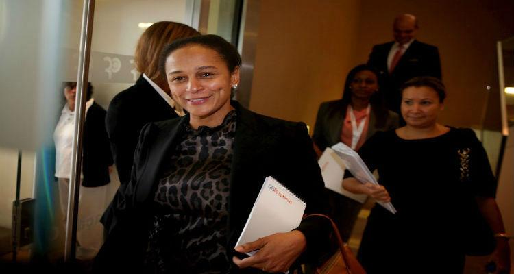 Posições do BCP e CaixaBank agradam a Isabel dos Santos - Folha 8