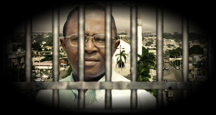 """Cabinda. Adiado """"julgamento"""" de José Marcos Mavungo - Folha 8"""