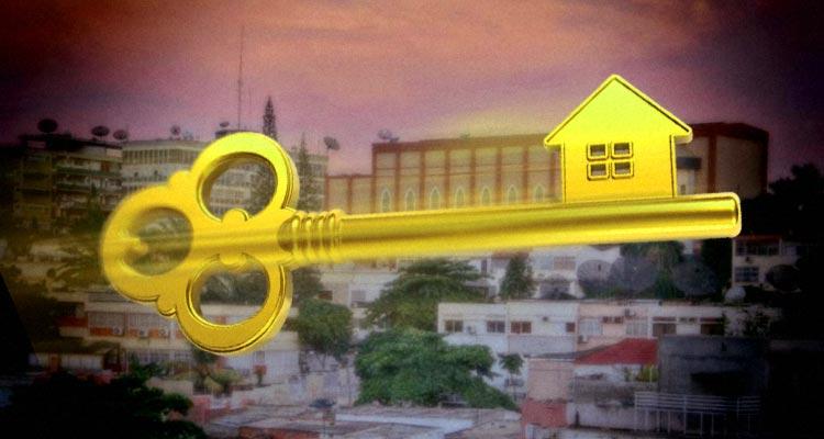 Casa em Luanda? Só para milionários do regime e afins - Folha 8
