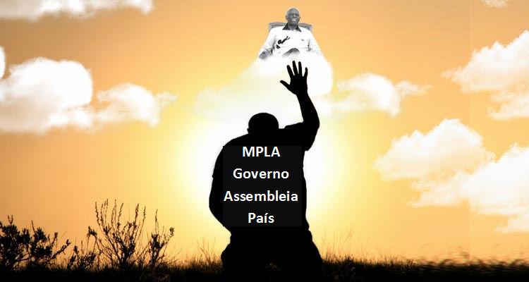 Democracia formal, ditadura de facto... a bem do regime - Folha 8