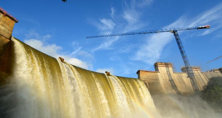 Novos projectos hidroeléctricos - Folha 8