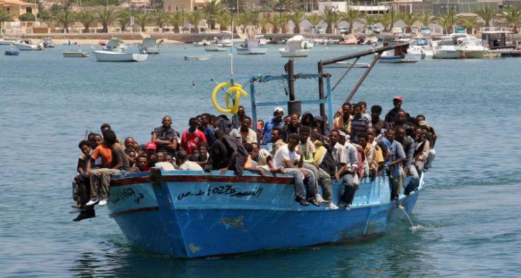 imigrantes-mediterrâneo