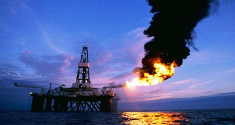 petróleo-fogo