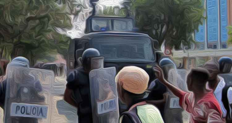 oge-repressão