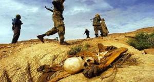 Enquanto existir carne negra para morrer e riquezas para roubar…