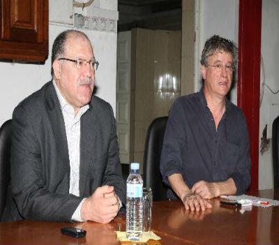 José Ribeiro e Victor Bandarra. Uma dupla especializada em propaganda e criadora da mais eficaz lixívia existente no mercado.