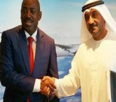 Os árabes dizem como é. Entraram com a experiência e Angola com o dinheiro. Depois Angola ficará com a experiência e eles com o dinheiro.