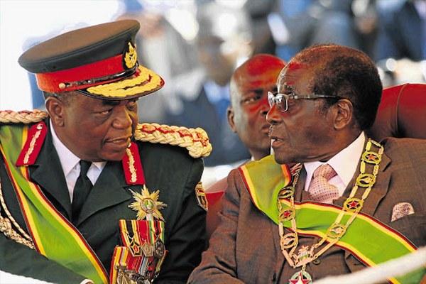 ZIMBABWE: Mugabe faz primeira aparição pública após detenção 17 Novembro 2017