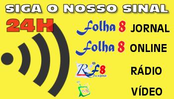 Folha 8 - Imprensa, Radio, TV