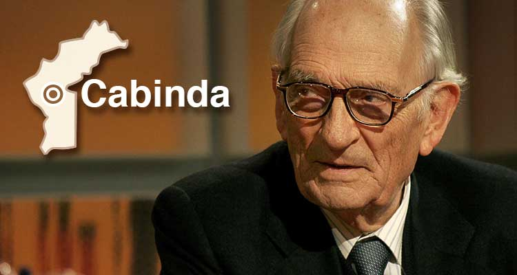 Cabinda segundo Adriano Moreira