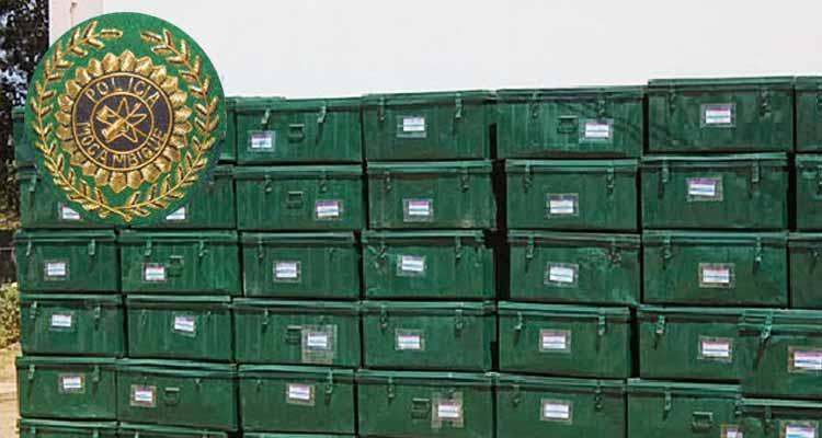 Boletins de voto roubados em Manica